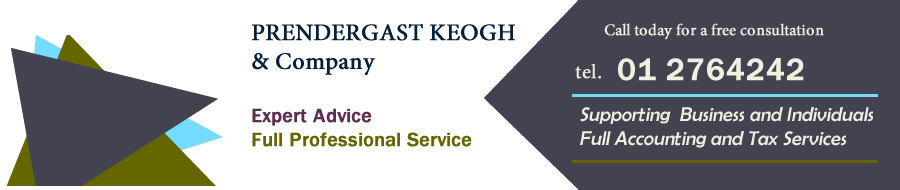 Contact Prendergast Keogh & Company - Chartered Wicklow Accountants